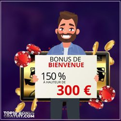 differents types bonus bienvenue